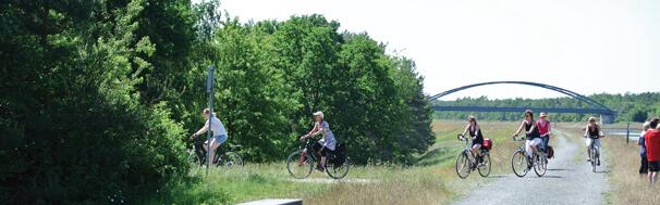 Fahrräder<br/>Einfach ausleihen und losfahren