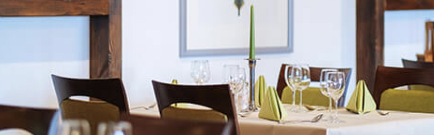 Bernsteinsee Restaurant<br/>Frische, regionale Küche